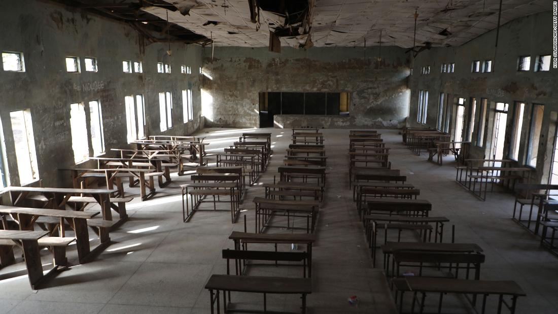 Nigerian: One million children to miss school due to mass kidnappings, UNICEF says