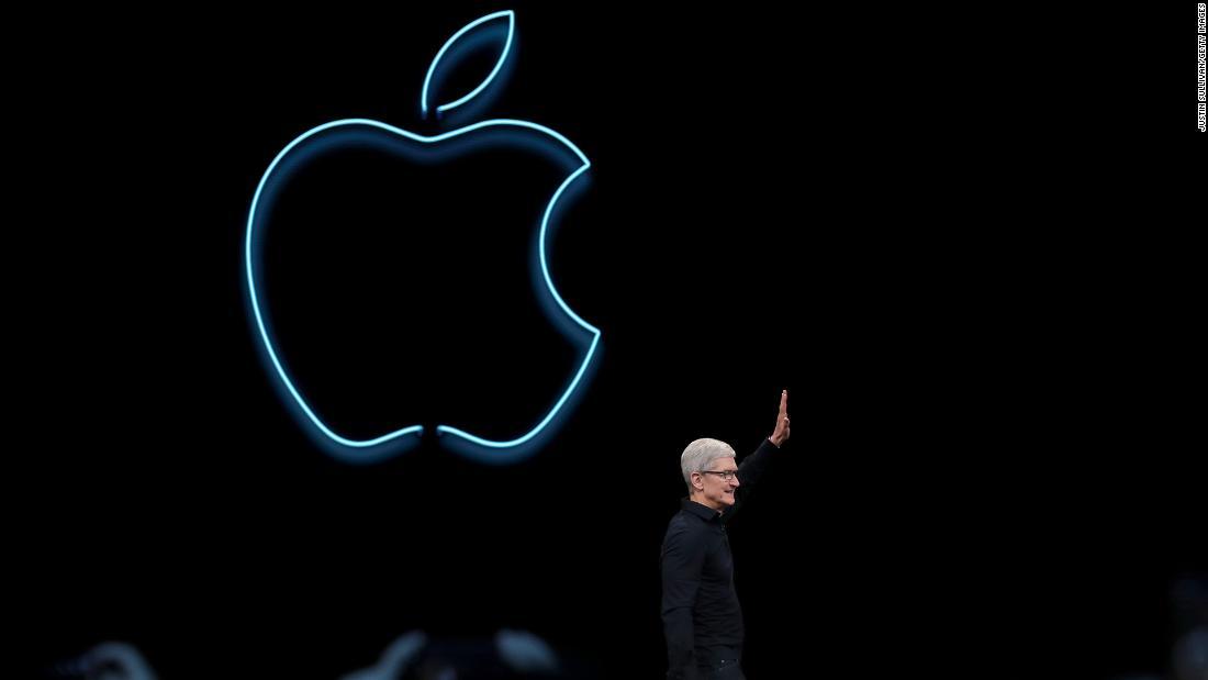Apple's September 2021 livestream event