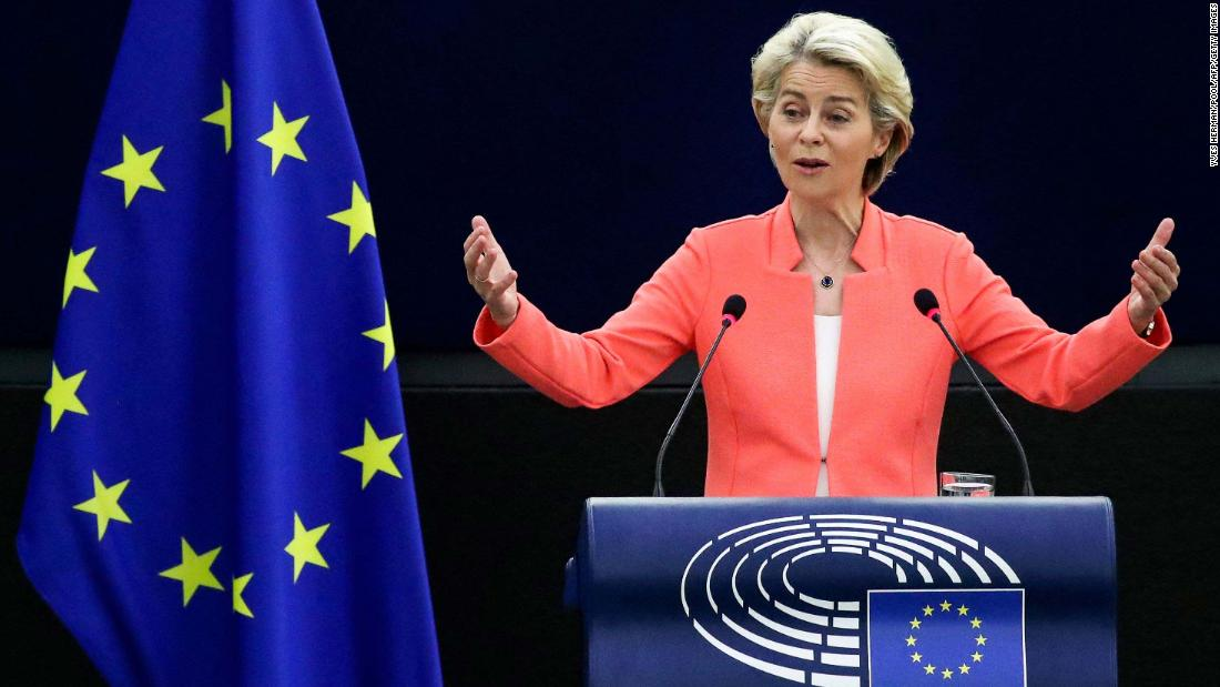 Ursula von der Leyen challenges US and China on climate change, and outlines 'new international order'