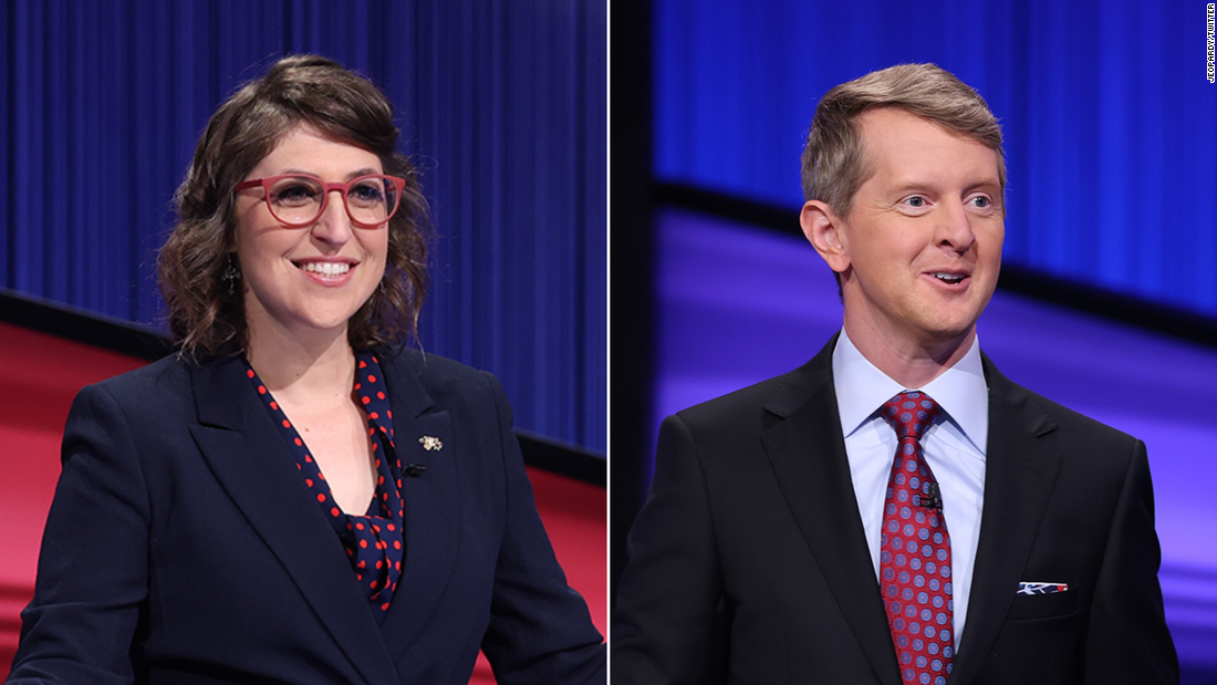 'Jeopardy!' will be hosted by Ken Jennings and Mayim Bialik for the rest of the year