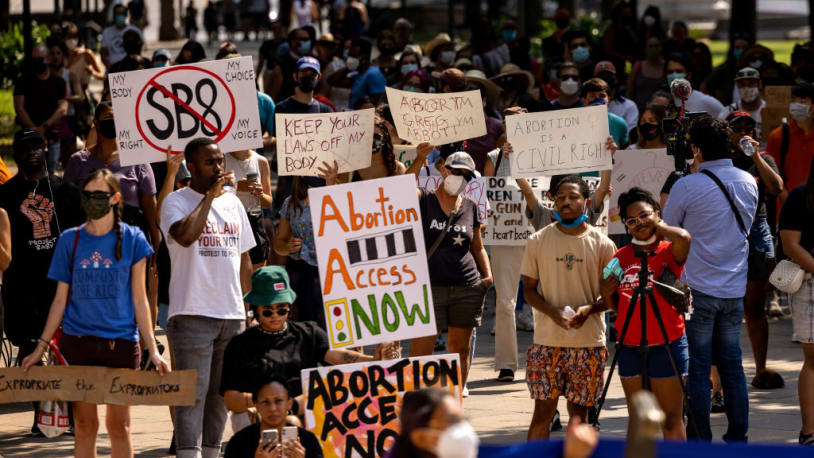 The Texas abortion ban is already clashing with the state's tech industry aspirations