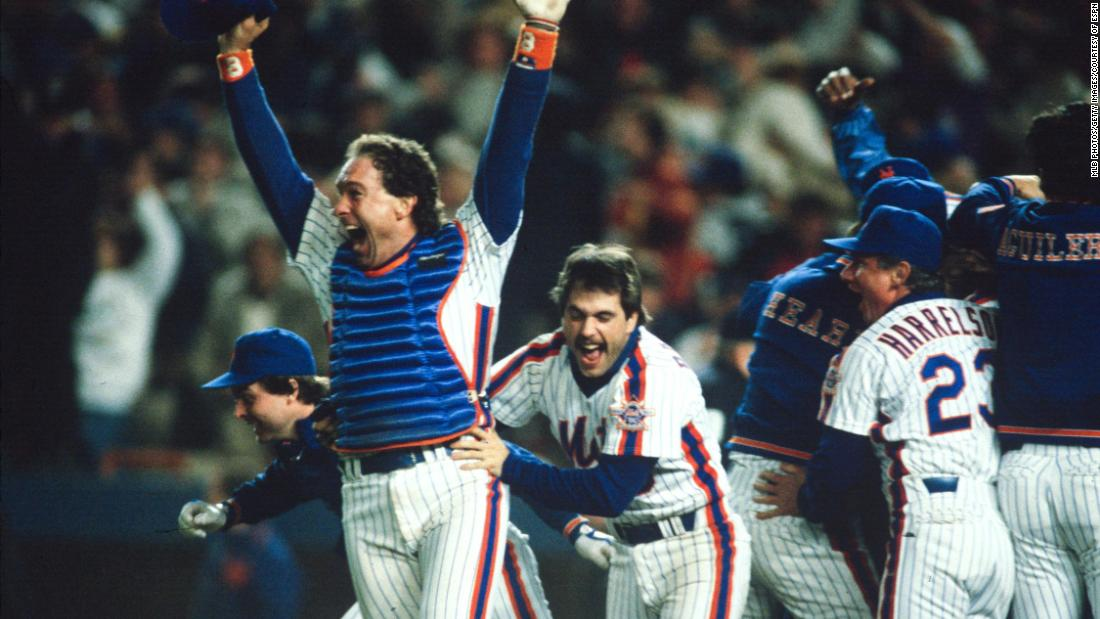 'Once Upon a Time in Queens' review: ESPN '30 for 30' looks back at the '86 Mets and the New York of it all