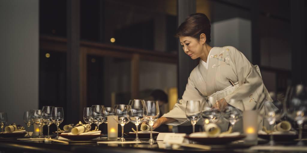 Behind every good Japanese inn is an 'okami-san'