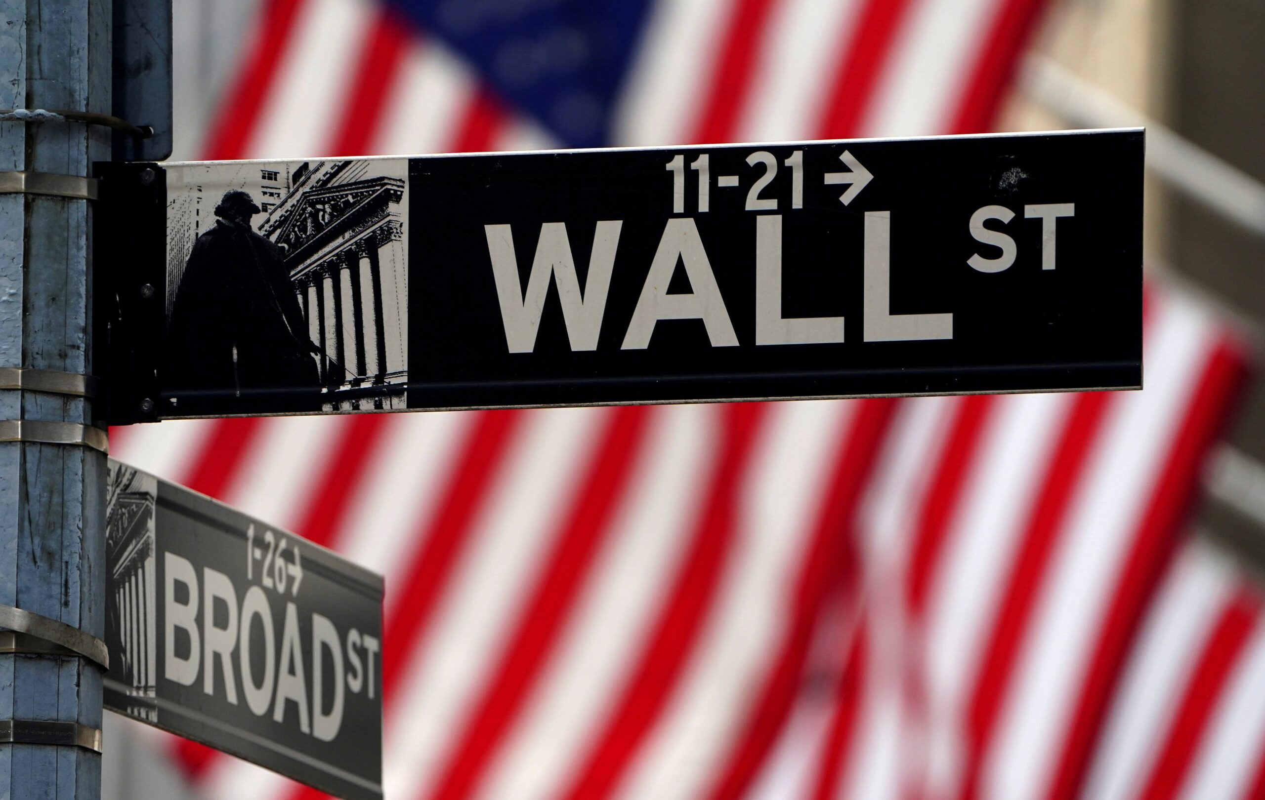 Wall Street looks to avoid a 3-session losing streak