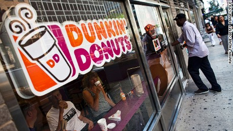 Dunkin' Donuts says goodbye to artificial dyes in its doughnuts