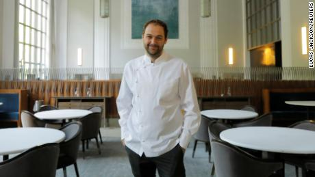 Like others before him, Daniel Humm had concluded the food system required less meat in order to be sustainable.