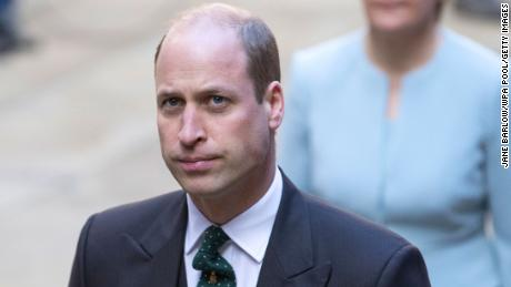 """Prince William has said that efforts to save the Earth by the world's """"greatest minds"""" should come before space tourism."""