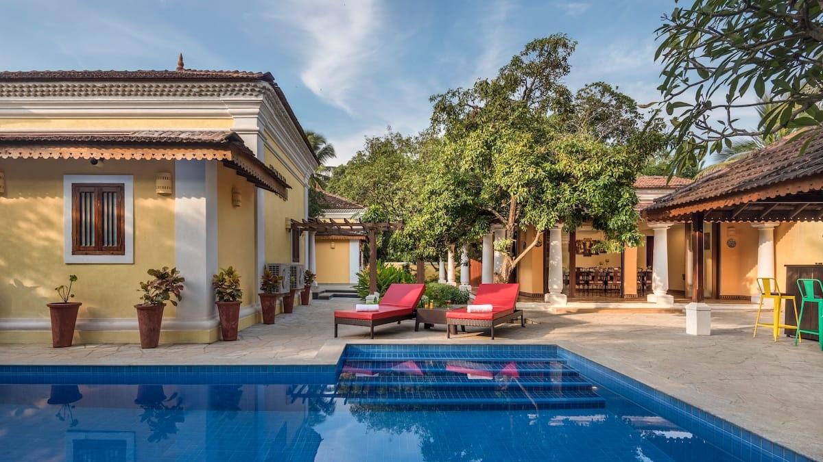 10 private-pool villas in Goa to rent this season