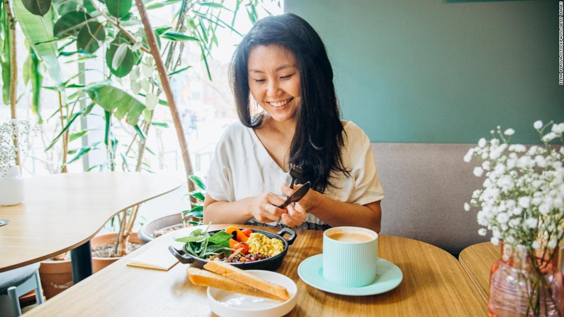 Enjoying a meal without distractions is a crucial part of mindful eating.